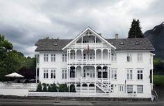 Rosendal Turisthotell, Norway
