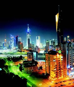 Kuwait City Our Lovely City ❤