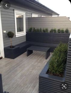 56 Beautiful Small Garden Design for Small Backyard Ideas : solnet-sy. Small Backyard Design, Backyard Patio Designs, Small Backyard Landscaping, Modern Landscaping, Small Patio, Backyard Ideas, Landscaping Ideas, Patio Ideas, Garden Ideas