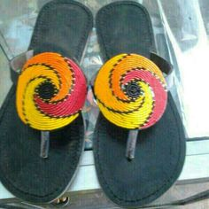 Hand Crafted African Sandles