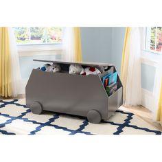Delta Children Metro Toy Box | AllModern