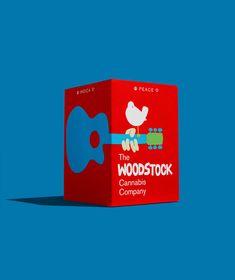 The Woodstock Cannabis Company — Pentagram