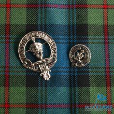 Robertson Clan Crest Badge