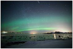 Aurora Borealis taken from Fagervik Norway (2017)