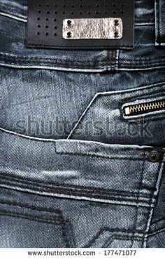 Detalles Jeans Fotos, imágenes y retratos en stock | Shutterstock