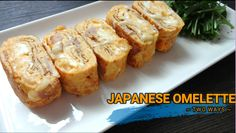 This rolled omelette (called 'Tamagoyaki' in Japanese) is a very common food to see as a side dish for breakfast or in a lunch box in Japan. Every household has their own Tamagog…