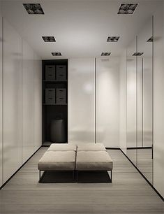 Home Closet Design Cabinetry Ceiling Wardrobe Room Interior design Walk In Closet Design, Wardrobe Design, Closet Designs, Dressing Room Closet, Dressing Room Design, Dressing Rooms, Dressing Room Mirror, Ideas Armario, Wardrobe Room