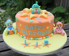 umizoomi birthday | Team Umizoomi birthday cake