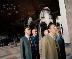 Martin Parr. Bergamo. 1987.