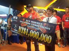 Torneio de casemod premia 1 milhão de dólares taiwaneses