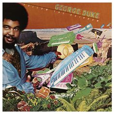 Saved on Spotify: Funkin' for the Thrill by George Duke