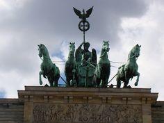 Top of the Brandenburg Gate