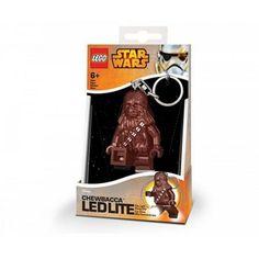 Santoki LEGO Star Wars Chewbacca Key Light for sale online Lego Submarine, Mega Blocks, Lego War, Lego Figures, Sub Brands, Star Wars Gifts, Star Wars Characters, Lego Star Wars