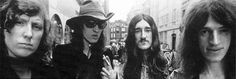 Atomic Rooster was an English rock band, originally formed by former members of The Crazy World of Arthur Brown. Throughout their history, keyboardist Vincent Crane was the only constant member, an… Atomic Rooster, Arthur Brown, Rock Bands