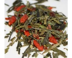 Healthful Being - Exclusive Hand-blended Tea. Antioxidant Super Tea. Packed with rose hips, goji berries, and green tea.