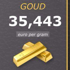 . Vanwege de hoge goudprijs is het nu een aantrekkelijke tijd om uw (oud) goud te verkopen. Bij MaxGoud bent u aan het juiste adres voor de beste Goudprijs. Hier krijgt u contant geld voor uw goud. U hoeft derhalve niets terug te kopen. Dit is één van de redenen waarom wij de Beste Goudinkoper zijn van Nederland. Wij geven altijd de maximale prijs Maxgoud   #maxgoud #goud #gold #pandhuis #pawnshop #sieraden #edelmetaal #zilver #baren #bars #kilo #kitco #juwelier #jewels #
