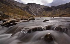 Great photo of Cwm Idwal