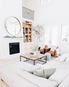 living room furniture room plants living room sets shui living room room interior design apartments living room ideas to decorate small living room modern living room Home Living Room, Interior Design Living Room, Living Room Designs, Living Area, Bright Living Room Decor, Living Room Decor Traditional, Spacious Living Room, Living Spaces, Estilo Interior