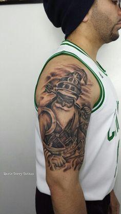 Baba Deep Singh Tattoo