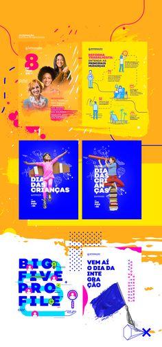 Social Media 18 // Integração on Behance