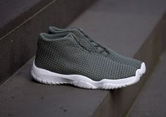 """Air Jordan Future """"Iron Green"""""""