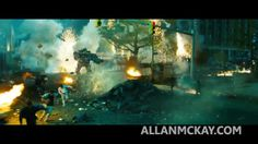 Some of the many elements I built for Transformers 3 - the entire production went on for 6 weeks start to finish for 4 shots, I think it's fun to watch just to see a lot of crazy R&D with particles and even some things that didn't quite work out.  This work is from 2010 I believe? I long long time ago! FumeFX, Krakatoa, Particle Flow were the main tools used. And a little afterburn just for fun!  The building fly through shot, I created all of these elements and more within around…