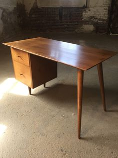 Paul Mccobb Planner Group Desk Etsy Https Www