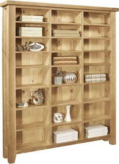 Rustic narrow 6 shelf CD/DVD storage with drawer | Wood working ...