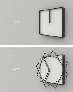 Frame Clock by Nazar Sigaher