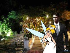 casamento Sininho e Dante, DMC