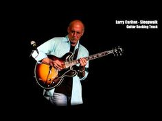 Larry Carlton - Sleepwalk (Jam Track)