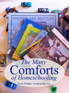 The Many Comforts of Homeschool www.hodgepodge.me