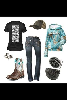 Country girl clothes