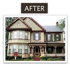 Pinterest the world s catalog of ideas - Commercial exterior painting style ...