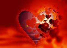 Heart, Love, Luck, Abstract