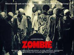 Lucio Fulci's ZOMBIE fanmade poster