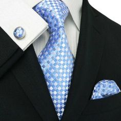 Shop for beautifully-designed men's silk necktie sets, wedding ties and bowties at a great price. Wide selection of colorful men's tie, pocket Sharp Dressed Man, Well Dressed Men, Dandy, Tie A Necktie, Mens Silk Ties, Tie Styles, Black Suits, Suit And Tie, Cool Suits