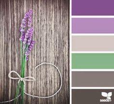 ¿Cómo combinar el morado en decoración?