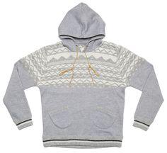 Be warm and stylish. Bodega Alpine Hoody - Bodega