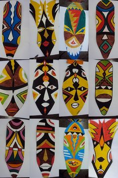 1 million+ Stunning Free Images to Use Anywhere African Theme, African Masks, African Safari, Arte Tribal, Tribal Art, African Art Projects, Palm Frond Art, Make Up Organizer, Afrique Art