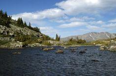 Lower Mohawk Lake (near Breckenridge, Colorado) ~ One of my family's favorite hikes in Colorado