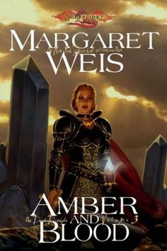 Amber and Blood: The Dark Disciple (Dragonlance)