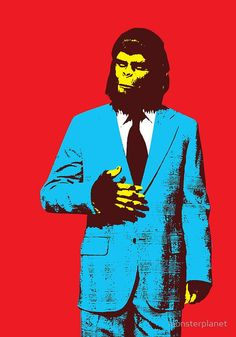 Monkey Business! Art