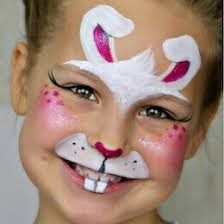 Image result for pink face painting