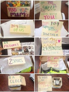 If guys did this for anniversaries