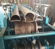 Tubería de acero D pipe maquina de fabricacion Steam Hair Straightener, Fire Fans, Roll Forming, Production Line, Geometric Logo, Ms, Projects To Try, Steel, Cable Tray