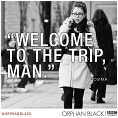 Orphan Black - BBC - enjoying this one!