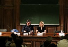 En attendant l'arrivée d'Ollivier Pourriol et de Guillaume Métayer, Natalie Dessay et Félix Libris se concentrent pour affronter la  Dégustation littéraire ! 2013, Livres