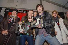 XI Festival de Cans   Xosé Barato e Deborah Vukusic  maggio 2014