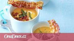 Pikantní a voňavá podzimní polévka je ideální večeří nejen v sychravém počasí.